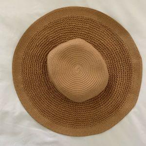 Jcrew sun hat.